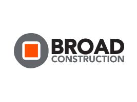 Plan B Engineering client - Broad Construction Logo
