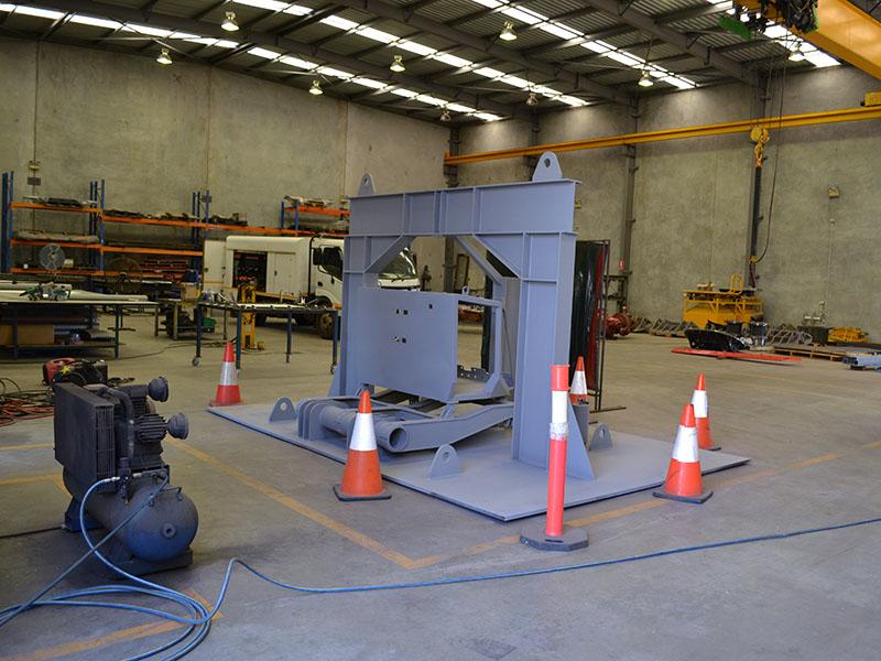 Plan B Engineering fully equipped Bibra Lake workshop